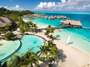 video bora bora maldives cua nuoc phap