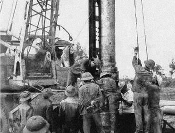 Kỳ V: Đoàn thăm dò dầu lửa số 36