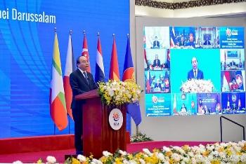 Bế mạc Hội nghị Cấp cao ASEAN 37: Định hướng lớn, động lực mới để tự tin vững bước