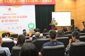 Phát động cuộc thi sáng tạo logo và slogan về tiết kiệm điện