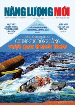 Đón đọc Tạp chí Năng lượng Mới số 9, phát hành thứ Ba ngày 2/6/2020
