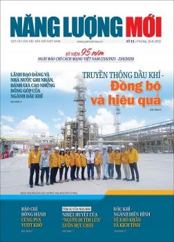 Đón đọc Tạp chí Năng lượng Mới số 11, phát hành thứ Ba ngày 16/6/2020
