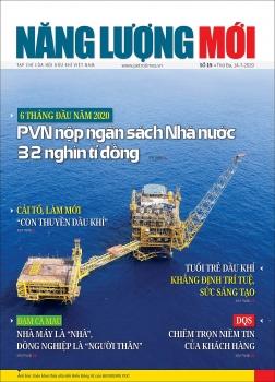 Đón đọc Tạp chí Năng lượng Mới số 15, phát hành thứ Ba ngày 14/7/2020