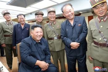 kim jong un giam sat vu thu ten lua thu nam trong hai tuan