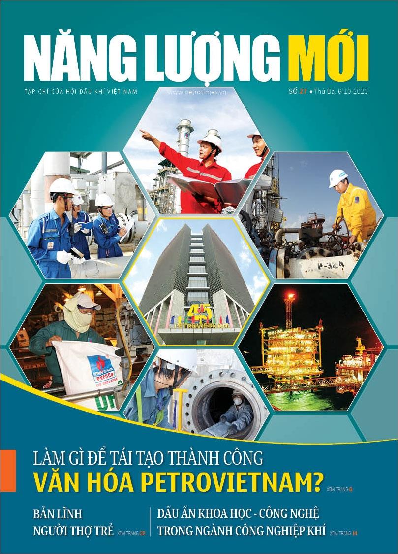 Đón đọc Tạp chí Năng lượng Mới số 27, phát hành thứ Ba ngày 6/10/2020