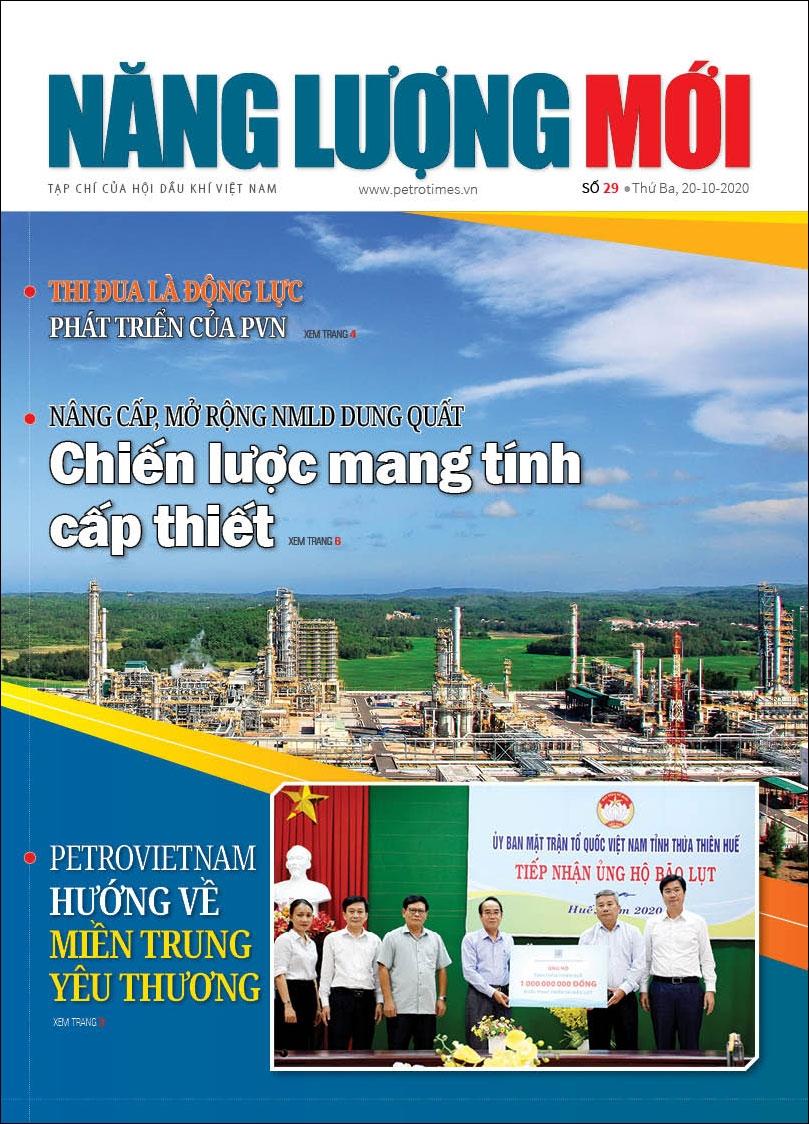 Đón đọc Tạp chí Năng lượng Mới số 29, phát hành thứ Ba ngày 20/10/2020