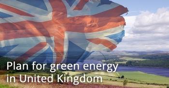 """Anh công bố kế hoạch 12 tỷ bảng cho cách mạng công nghiệp """"xanh"""""""