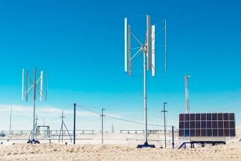 Gazprom Neft vận hành trạm năng lượng tái tạo hybrid đầu tiên tại khu vực Bắc Cực