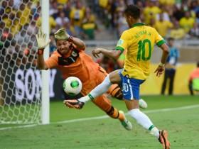 Chuyện lạ về khán giả và cầu thủ Brazil