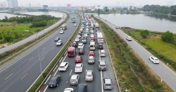 Đề xuất mở rộng tới 10 làn xe trên cao tốc Pháp Vân - Cầu Giẽ