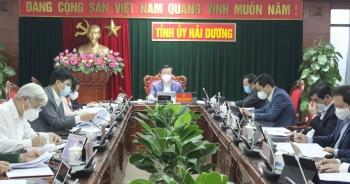 Hải Dương dự kiến được hỗ trợ 35.000 liều vắc xin, tổ chức tiêm từ 8/3
