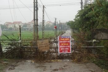 Phong tỏa thôn 400 hộ dân ở Hải Dương vì có ca nghi nhiễm Covid-19