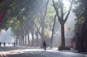 Thời tiết 10 ngày (8/3-17/3): Bắc Bộ sương mù, rét về đêm và sáng; Nam Bộ mưa dông, nắng nóng