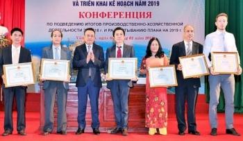 Năm 2018: Vietsovpetro hoàn thành toàn diện các chỉ tiêu kế hoạch sản xuất kinh doanh