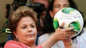 Tổng thống Brazil khen ngợi đội nhà