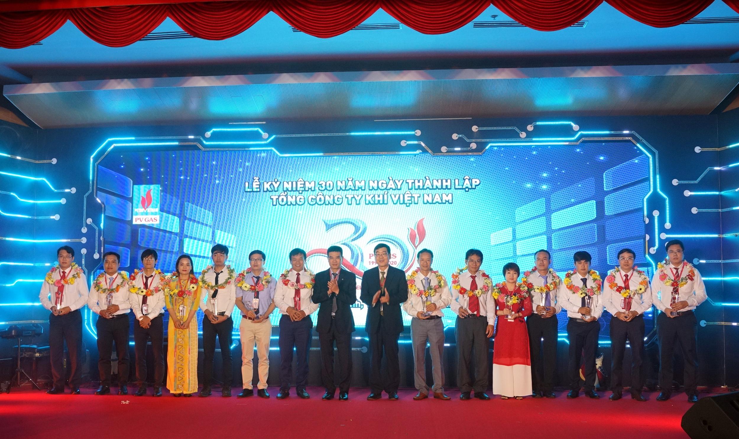 Lễ kỷ niệm 30 năm thành lập PV GAS: Lan tỏa tình đoàn kết và văn hóa doanh nghiệp