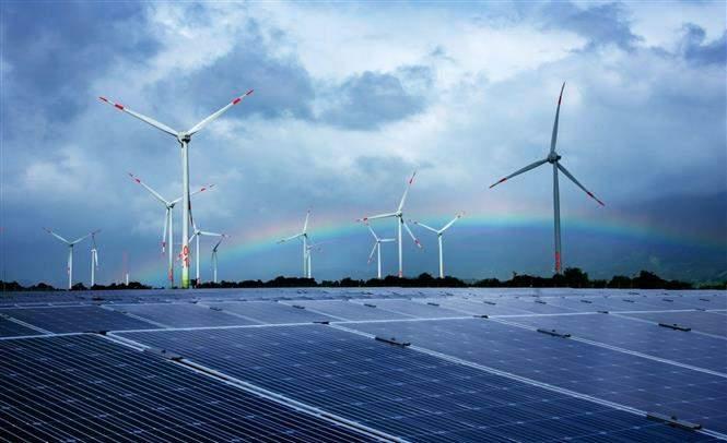 Việt Nam thuộc top 3 về chuyển đổi năng lượng tái tạo trong khu vực