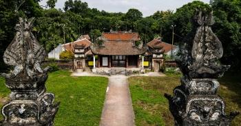 Chiêm ngưỡng ngôi đình cổ 1.500 tuổi ở Hà Nội