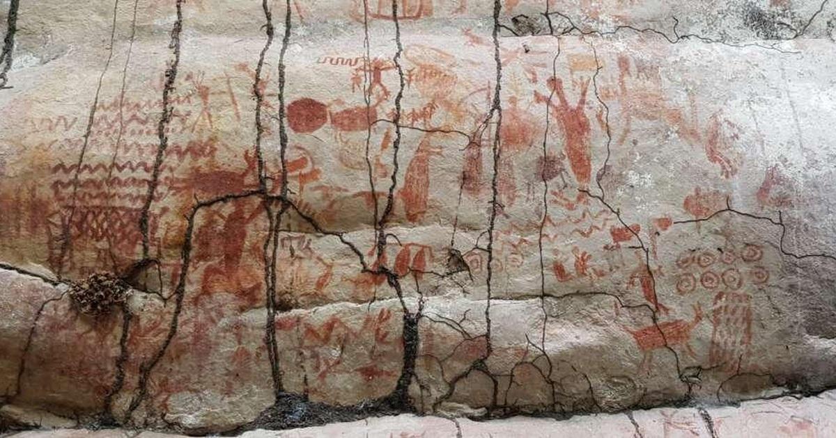 Tìm thấy hàng nghìn bức tranh nghệ thuật trên đá cổ đại bí ẩn ở Amazon