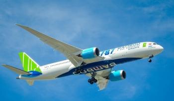 bamboo airways chinh thuc khai thac boeing 787 9 dreamliner