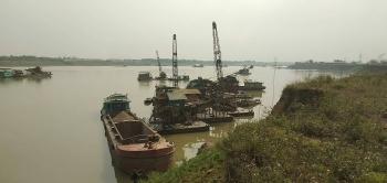 Một công ty khai thác khoáng sản ở Phú Thọ bị phạt 370 triệu đồng