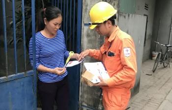 Hà Nội: Hầu hết tòa nhà ở quận Bắc Từ Liêm đã sử dụng thiết bị tiết kiệm điện