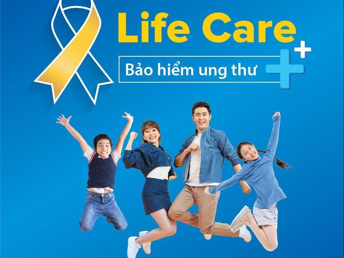 Ra mắt LIFE CARE - Bảo hiểm bệnh Ung thư và Đột quỵ có mức chi trả cao nhất thị trường
