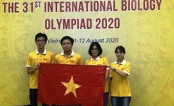 Học sinh, sinh viên đoạt giải quốc tế được thưởng đến 55 triệu đồng