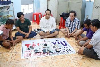 tay ninh bat nhom doi tuong chuyen mo song bac tai dam tang