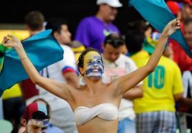 nhung bong hong cuong nhiet tren khan dai world cup 2014