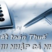 Hướng dẫn khai, nộp hồ sơ quyết toán thuế kỳ thuế năm 2020