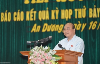 thu tuong muon doi moi dieu hanh phai sat dan sat co so chong tieu cuc tham nhung
