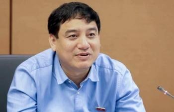Ông Nguyễn Đắc Vinh làm Bí thư Đảng ủy Văn phòng Trung ương Đảng