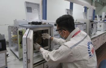 Bảo dưỡng tổng thể ở phòng Thí nghiệm BSR