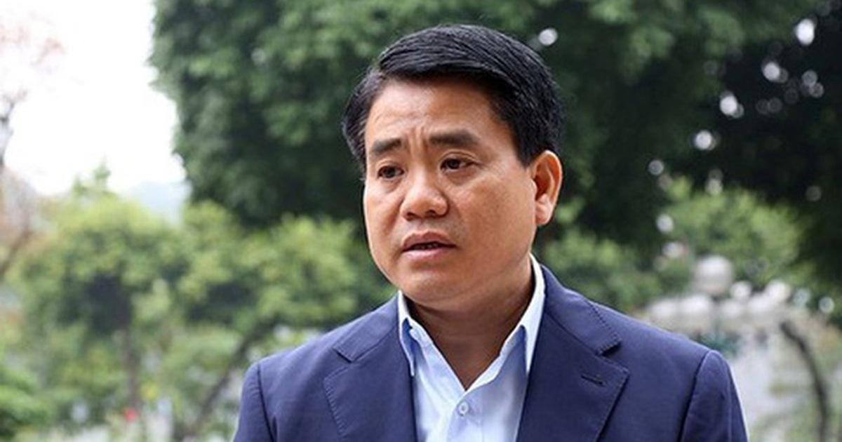 Ông Nguyễn Đức Chung được gia đình xin cho tại ngoại để điều trị ung thư