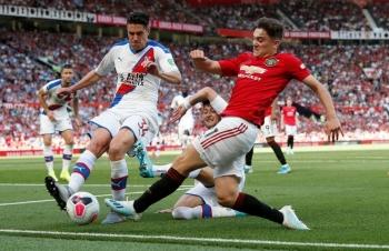 Xem trực tiếp Man Utd vs Crystal Palace ở đâu?