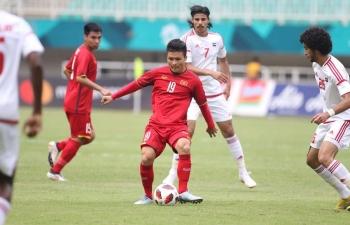 Link xem trực tiếp Việt Nam vs UAE (VL World Cup 2022), 20h ngày 14/11