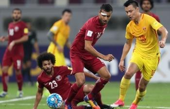 Link xem trực tiếp Afghanistan vs Qatar (Vòng loại World Cup 2022), 21h ngày 19/11