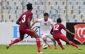 Link xem trực tiếp Kyrgyzstan vs Tajikistan (Vòng loại World Cup 2022), 21h ngày 19/11