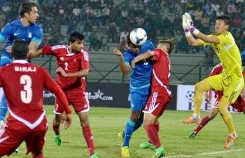 Link xem trực tiếp Oman vs Ấn Độ (Vòng loại World Cup 2022), 22h ngày 19/11