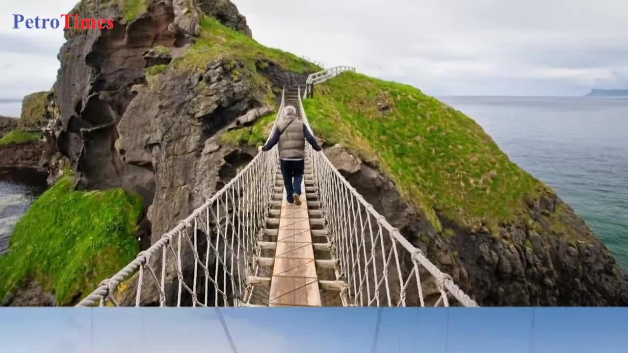 Những cây cầu nguy hiểm nhất thế giới
