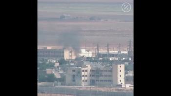 """Thổ Nhĩ Kỳ bị """"tố"""" vi phạm lệnh ngừng bắn, tiếp tục tấn công người Kurd tại Syria"""